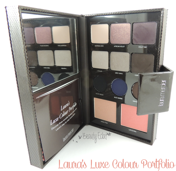 Laura's Luxe Colour Portfolio de Laura Mercier