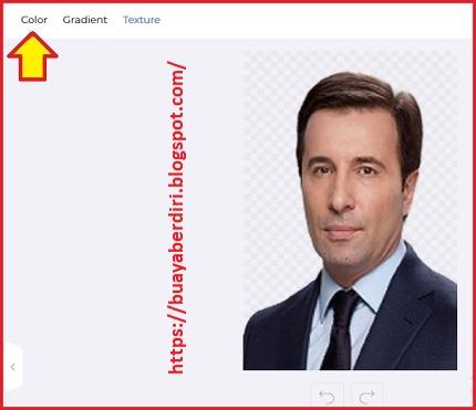 PicsArt - Cara mengubah background foto menjadi merah