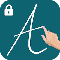 Gesture Lock Screen - Draw Signature & Letter Lock Apk Download