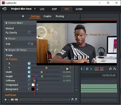 Software Untuk Memberi Efek Blur Pada Wajah di Video-3