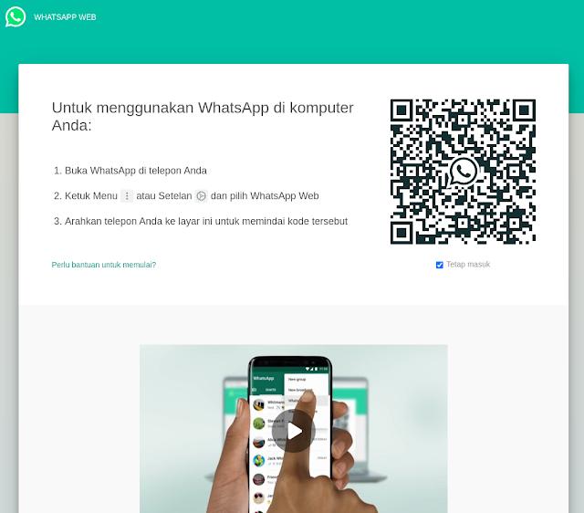 2 Cara Mudah Menyimpan Foto Profil Whatsapp