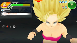 NOVO MOD DBZ TENKAICHI TAG TEAM  PARA CELULARES ANDROID E PC PPSSPP + DOWNLOAD