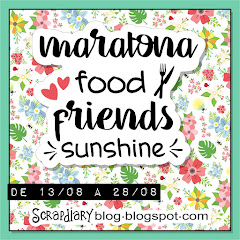 Agenda da Maratona de Desafios - Kiss Friends, Food, Sunshine
