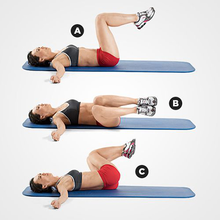 Cách giảm mỡ eo và hông hiệu quả bằng các bài tập