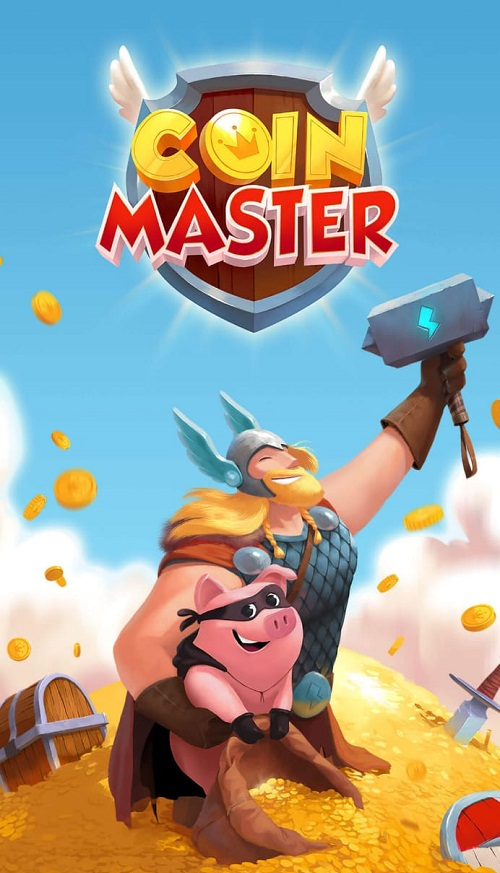 Get coins on Coin Master Spins - Thehighdoor  Com
