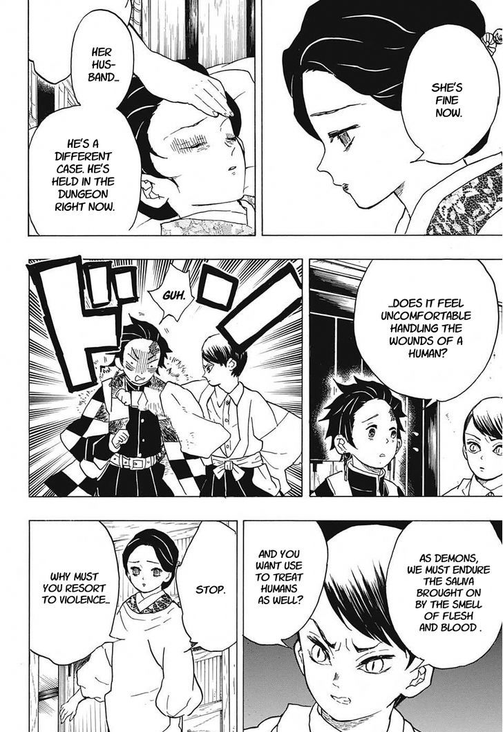 DEMON SLAYER: KIMETSU NO YAIBA CHAPTER 15 164