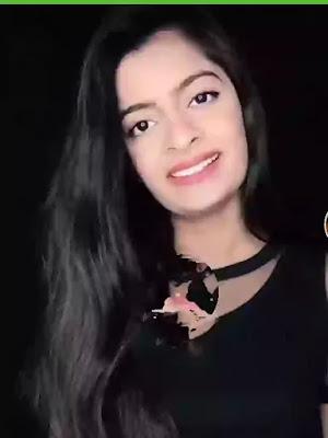 Alisha Rajput Tik Tok Star