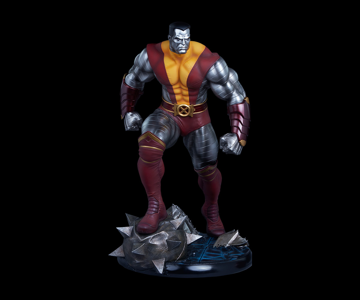 Feel the power! Check out this amazing Colossus Premium Format Figure by Sideshow Collectibles