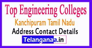 Top Engineering Colleges in Kanchipuram Tamil Nadu