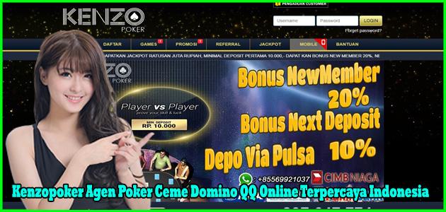 Informasi Agen Poker Online Terbaik dan Terpercaya