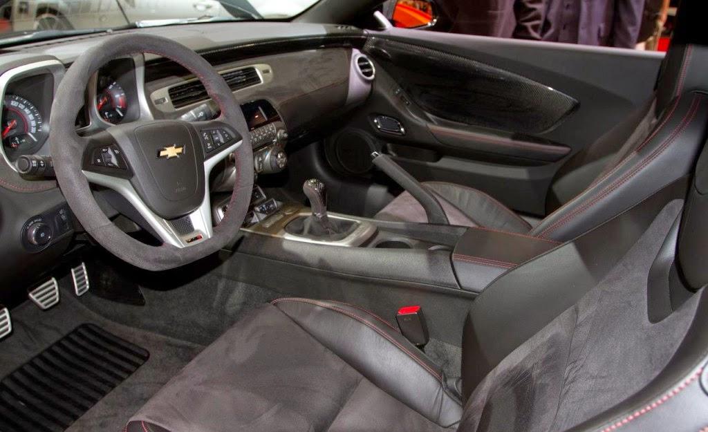 Here Is The Camaro Turbo Looks