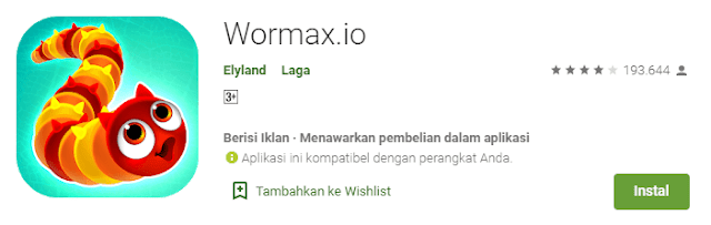 worm max game cacing - fikrya.net