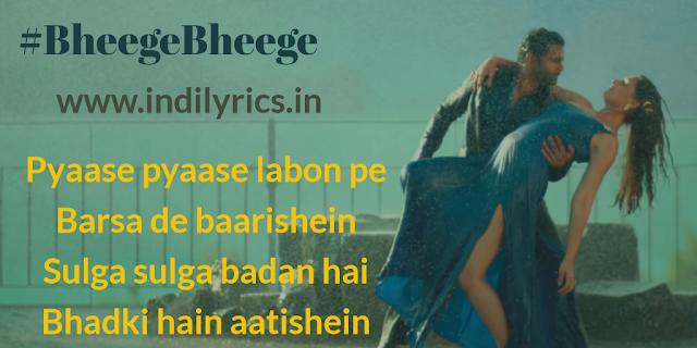 Bheege Bheege | Amavas | Sachin Joshi & Nargis Fakhri | Pics | Images | Quotes