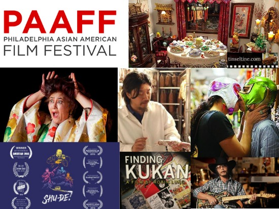 Films screening at Philadelphia Asian Film Festival Schedule