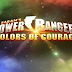 'Power Rangers Colors of Courage' - Promo da Nicktoons