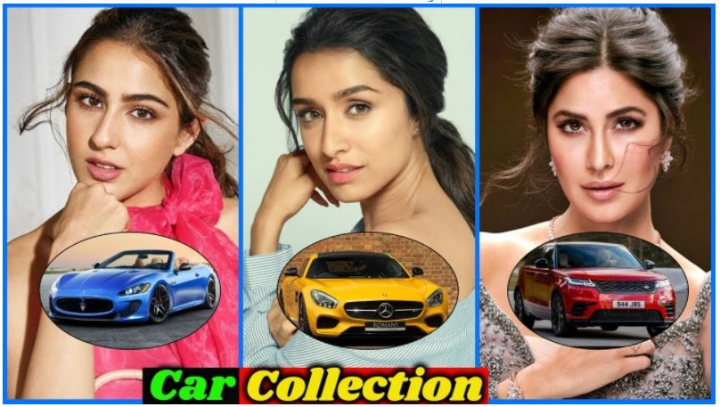 actress having costliest car