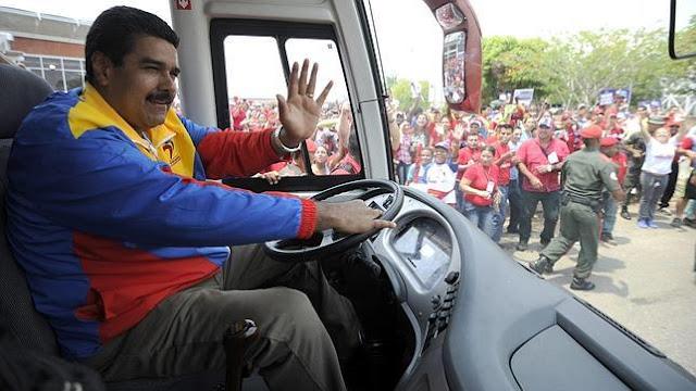 Maduro ordenó cierre de embajada y todos los consulados de Venezuela en Estados Unidos