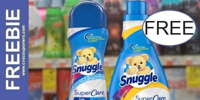 FREE Snuggle Fabric Softener CVS Deals 9-5-9-11