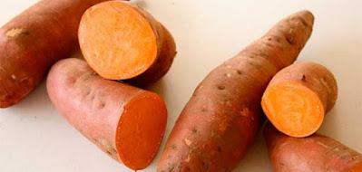 قشر البطاطا