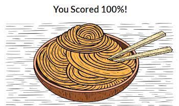 quick food quiz answers 100% score-allquizanswer