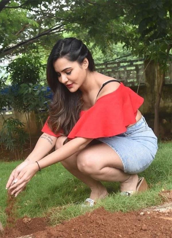 Ashu Reddy - wiki bio, films, interview, instagram and photoshoots