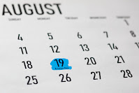 List of Important Days in August