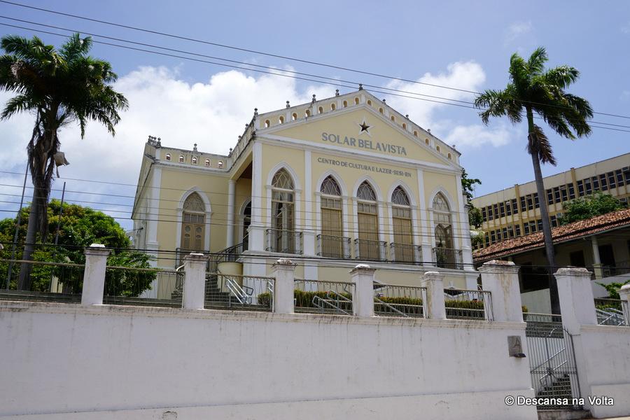 Centro histórico de Natal city tour