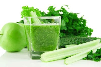 recetas de jugos verdes