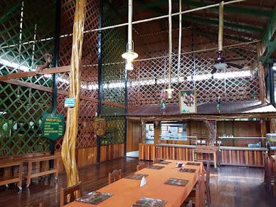 Comedor de Eco Amazonia