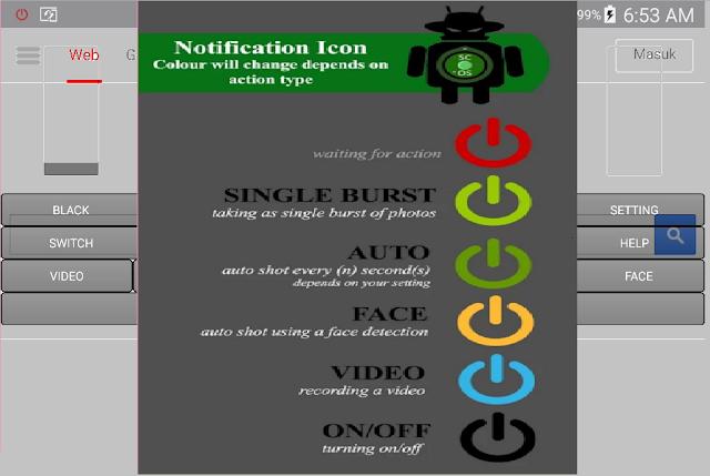 كيف تأخذ صور سرية في خفية من دون علم الأخرين مع تطبيق Spy Camera OS 2