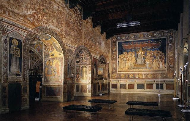 O que ver/fazer no Palazzo Comunale em Siena