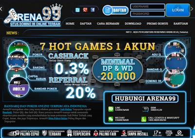 Agen Judi Poker Bonus Terbanyak Untuk Pecinta Judi Poker QQ