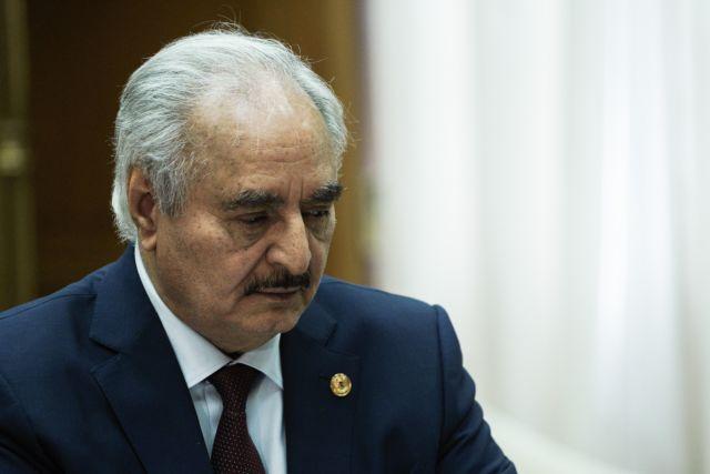 Επιστολή Χαφτάρ σε Πούτιν για τη Λιβύη