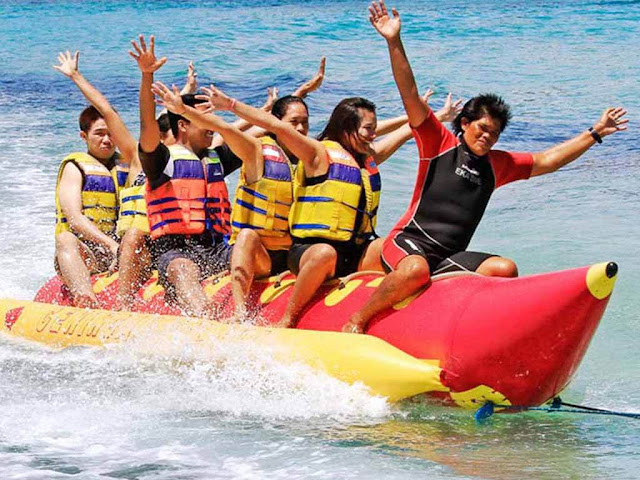 WATERSPORT OUTBOUND | Outbound Konsep Pantai dan Sungai