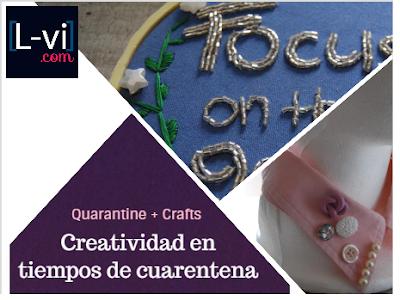 Quarantine + Crafts L-vi.com