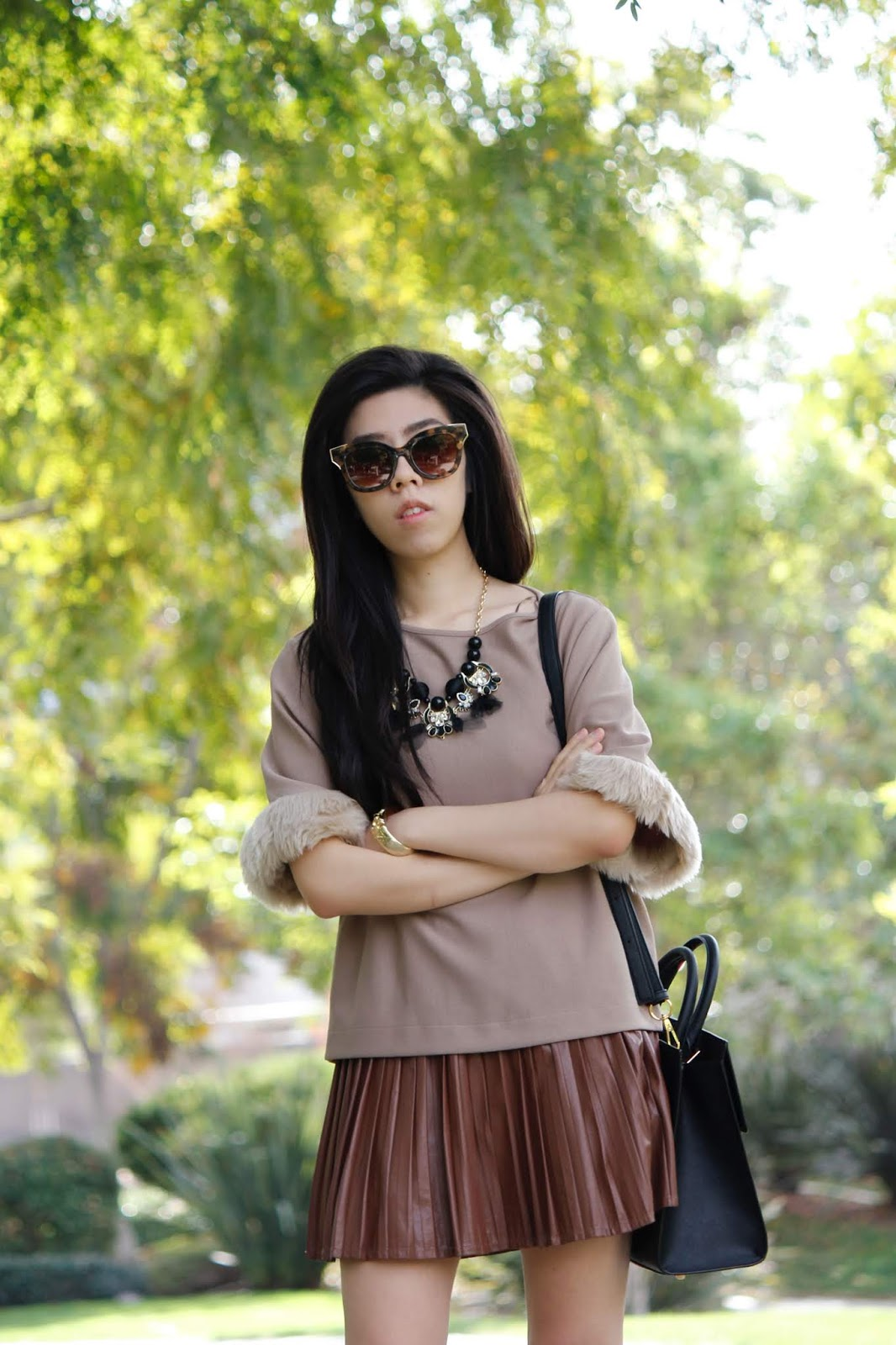 Adrienne Nguyen_ Gossip Girl Style_How to Channel Blair Waldorf in California_Upper East Side Style