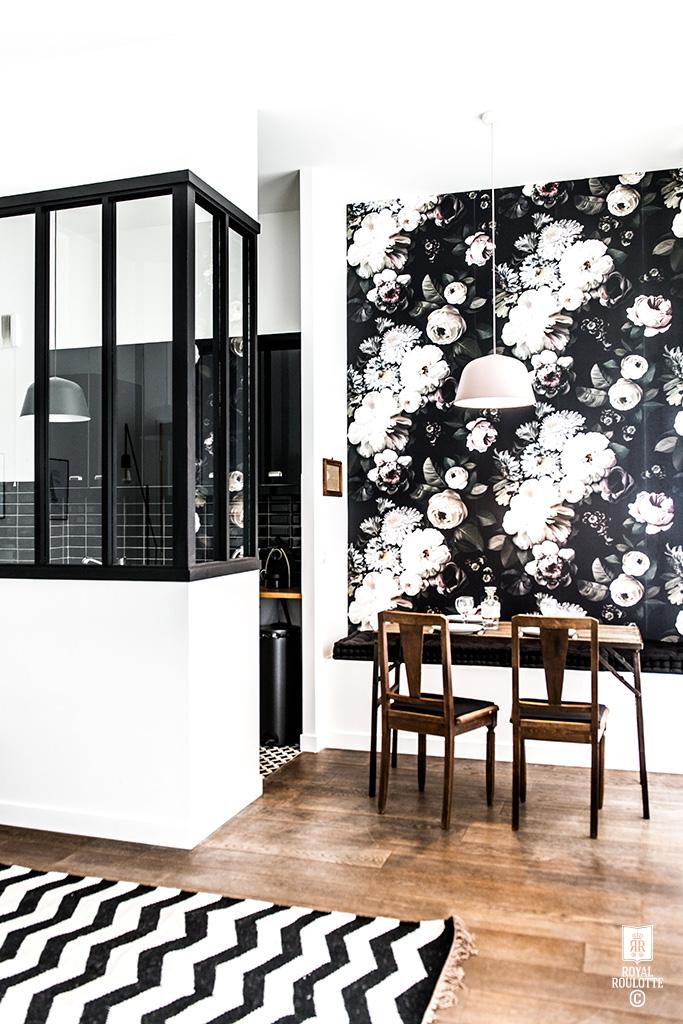 Un appartamento di 55 mq a Parigi firmato Royal Roulotte cucina