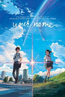 Your Name 2016 Dual Audio Hindi 480p 300MB Movie Download