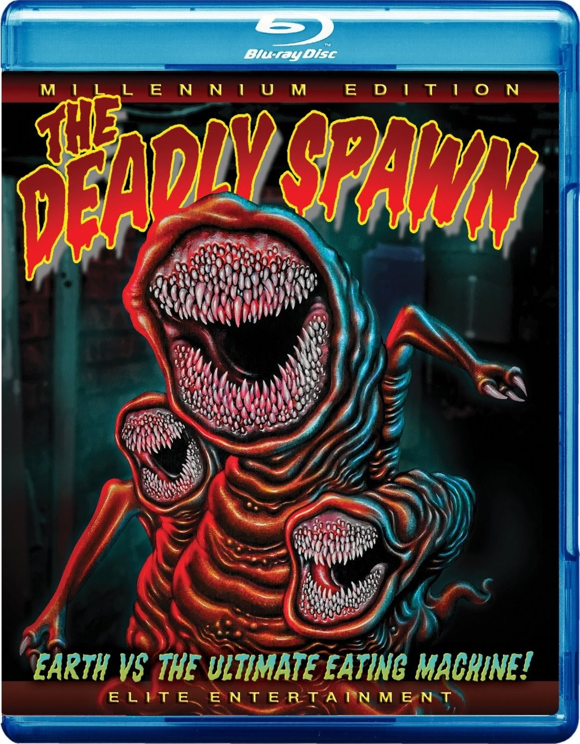 The Location Scout: The Deadly Spawn (1983