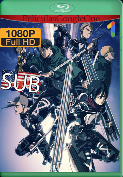 Shingeki No Kyojin [2020] Temporada 4 – The Final Season [1080p Web-Dl] [3/16] [Japonés-Subtitulado] – StationTv