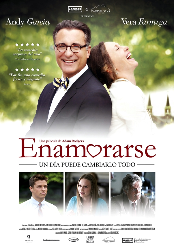 Póster: Enamorarse (At Middleton, Adam Rodgers, 2013)