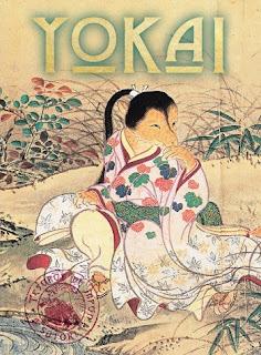Yokai (libro de postales)