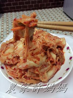 懶人專屬韓式泡菜