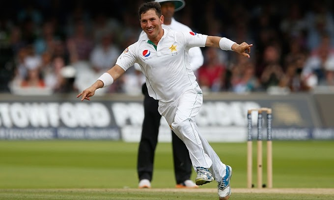 pakistan cricketer Yasir Shah's suspension in 2015