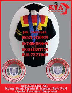 Pesan Jas Almamater di Bsd Serpong Gading Serpong Tangerang