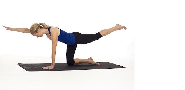 Tüm Vücudunuzu Bir Ay İçinde Şekillendiren Basit Bir Egzersiz
