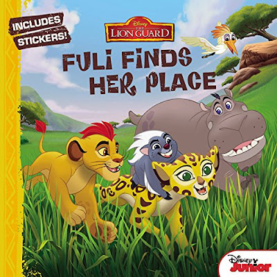 The Lion Guard Party favors-a book is easy and can be read again and again. Many titles to choose from.