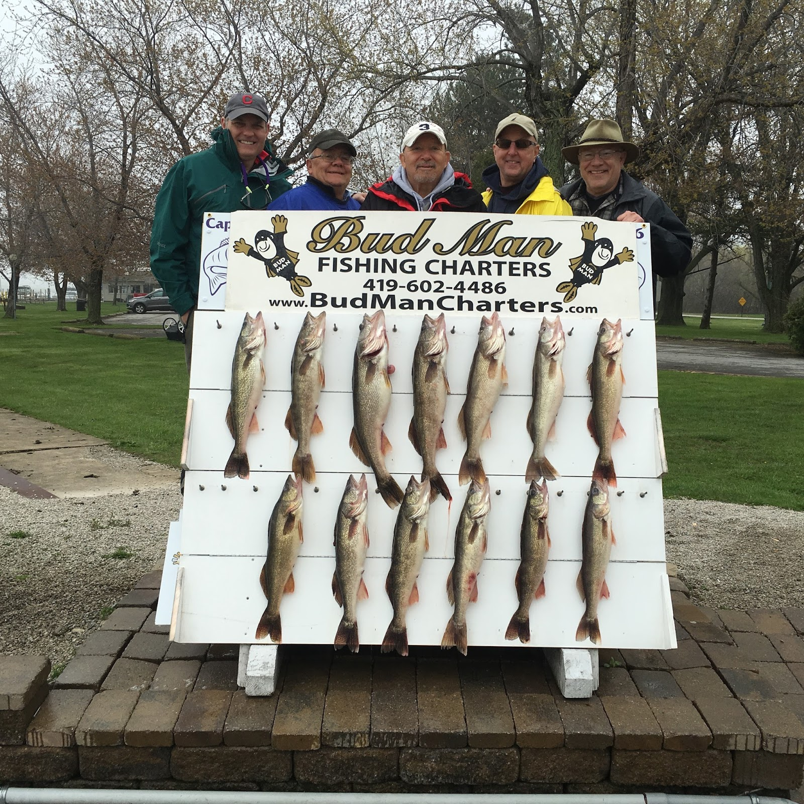 Lake Erie Walleye Fishing Reports Niagara Reef May 1