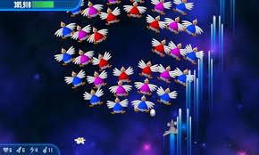 تحميل لعبة Chicken Invaders 3 مهكرة للاندرويد باخر اصدار، تنزيل لعبة غزاة الدجاح3 كاملة للاندرويد برابط تحميل مباشر من ميديافيرن لعبة الفراخ 3 مجانا