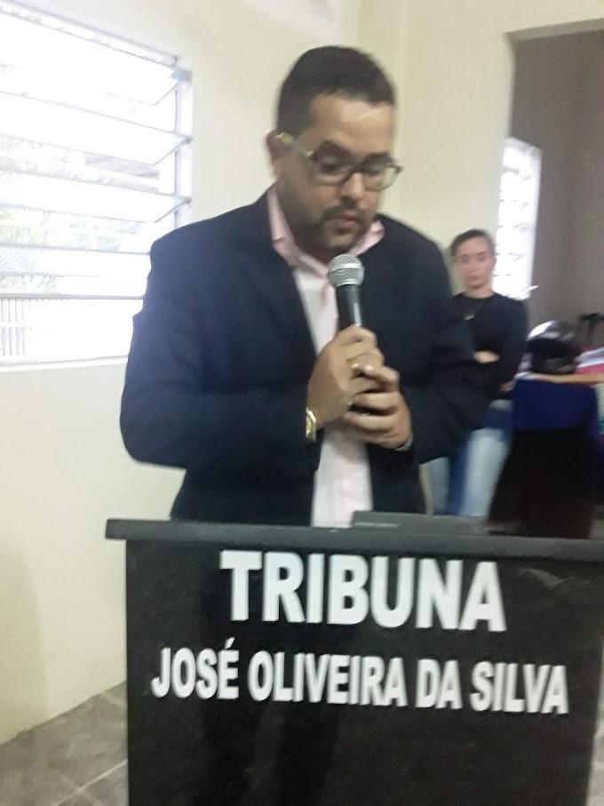 David Almeida troca o Podemos pelo Partido dos Trabalhadores (PT) em Vertente do Lério.